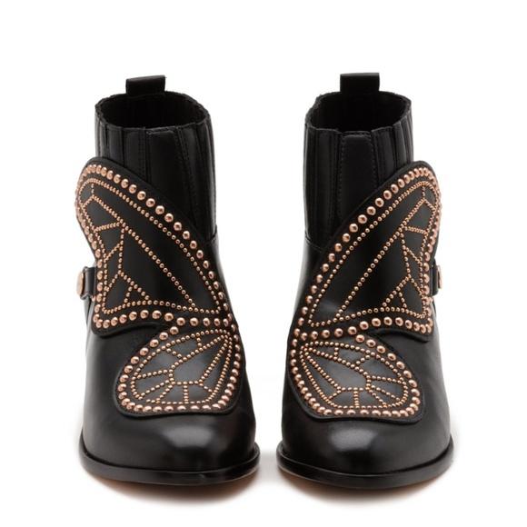 f8f610dbf6c Sophia Webster Karina Butterfly Boots. M 5c3bb519aaa5b867484cf8a3